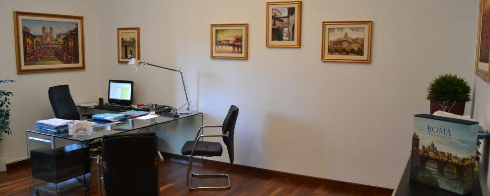 Studio Legale Contucci e Cacciotti - Stanza Avvocato Contucci